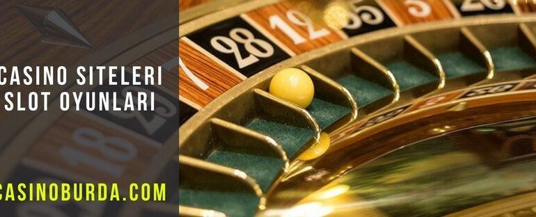 Casino Siteleri Slot Oyunları