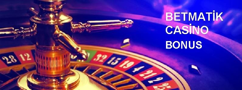 betmatik casino bonus