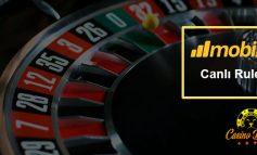Yüzlerce Çeşit Rulet Mobilbahis Casino'da!