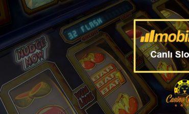 Yüzlerce Slot Oyunu Mobilbahis Casino'da